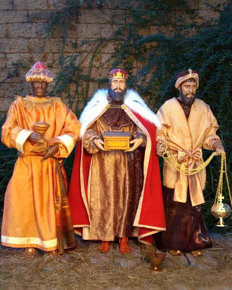 hl drei könige krippenfiguren 60 cm